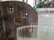 壁 高圧洗浄 効果 差