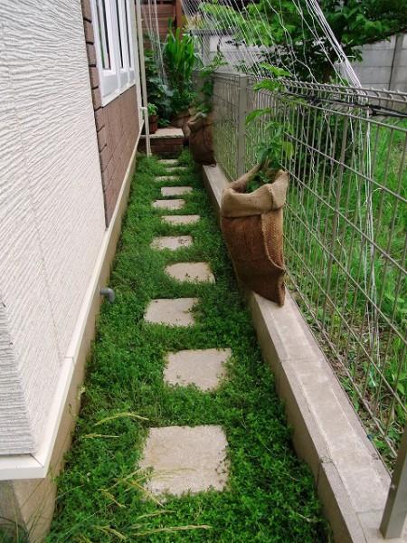プライベート 目隠し 目かくし ウッドフェンス 犬 ドッグ ペット ナチュラル 庭 ガーデン 外構 エクステリア ザ・シーズン吉祥寺