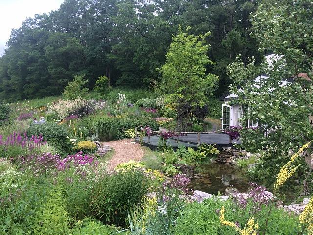 富良野のお庭(ガーデン)