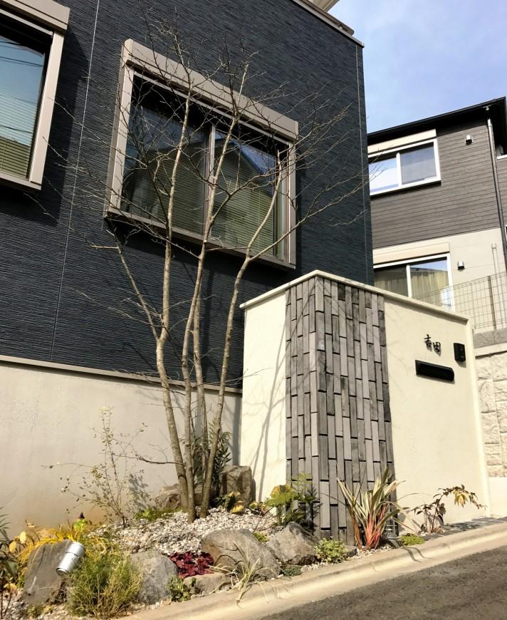 外構お庭(ガーデン、エクステリア)ザ・シーズン港北 個別見学会