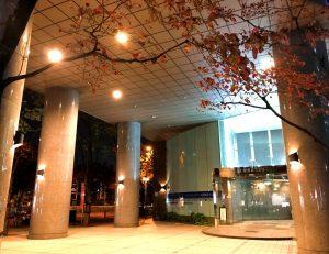 オフィス大阪 エントランス