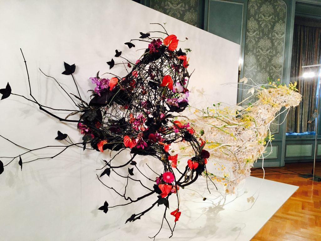花 デザイン 装飾