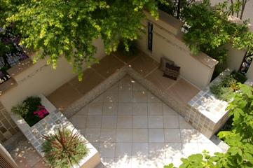 三鷹市 中原 庭 ガーデン 外構 アウトドアリビング ナチュラル モダン シンプル