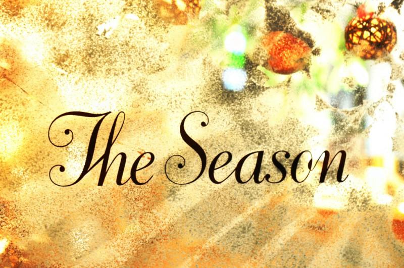 ザ・シーズン ホワイトクリスマス