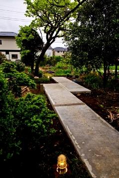 とある農家の庭改修3