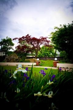 とある農家の庭改修2