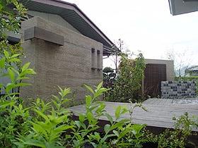 S様邸ガーデン