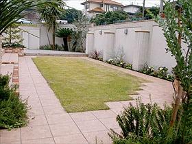 K様邸ガーデン