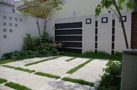 O様邸ガーデン