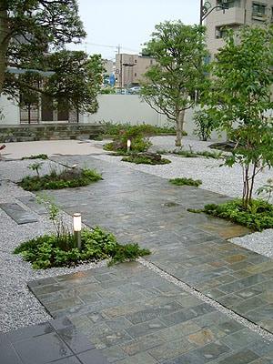 T様邸ガーデン