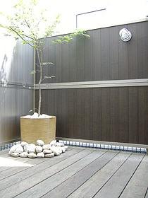 U様邸ガーデン